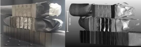 配备激光扫描系统的机电臂将首次用于测量融合设备内部