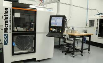 激光微加工和微铣削中心:让零件达到亚微米的公差