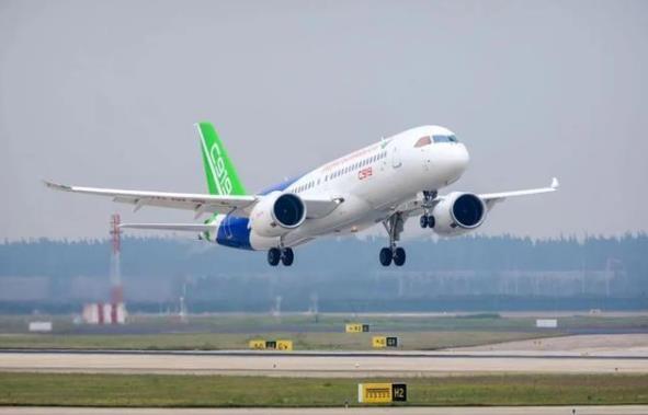 《【天富平台客户端】C919全球首单正式落地!东航和中国商飞公司签署购机合同》