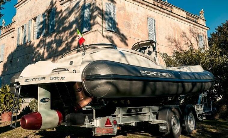《【天富平台客户端】意大利一公司将推出全球首款电动喷水发动机》