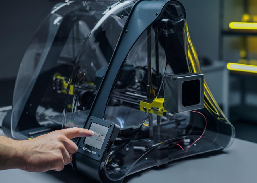 波兰3D打印机制造商Zmorph推出新型工业3D打印机