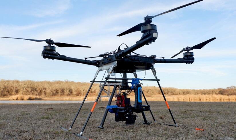 德克萨斯大学研发多种传感器融合的无人机 可快速收集各种数据