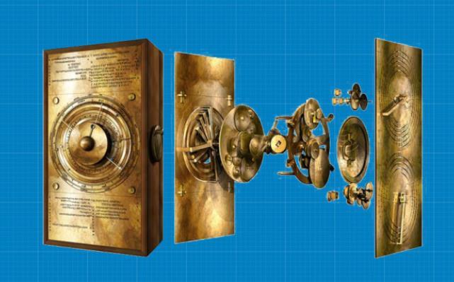 2000多年前的计算机有多先进?科学家重建出古希腊天文计算器