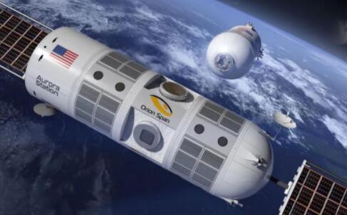 美国开建首家太空酒店  2027 年开放,史上最大的太空人造物是怎么建成的?