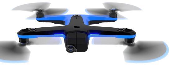 Skydio人工智能驱动的无人机将被带入公共领域