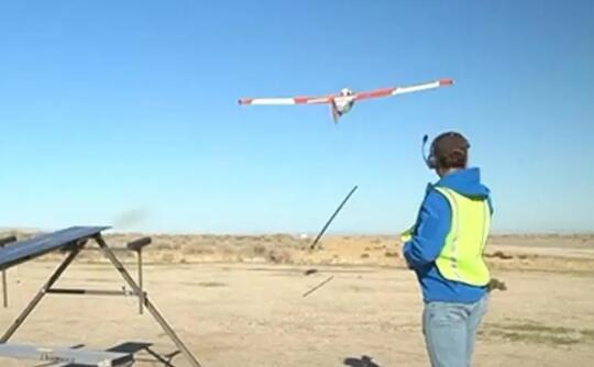 袖珍雷达将让无人机可以自动躲避空域内其他飞行物