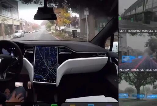 特斯拉全自动驾驶系统上线啦:堪比没驾照的「马路杀手」