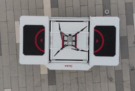 """科比特发布颠覆性新品:""""百胜将""""全自动无人机机库,打开无人机智能化新时代"""