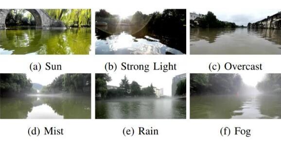 清华大学公布全球首个内河无人船数据集,含有多种算法支持