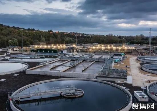 一座135年历史的污水厂从工业革命至今的百年变迁史