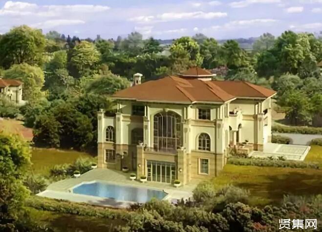 上海最贵的房子Top10大盘点,果然贫穷限制了大众的想象力