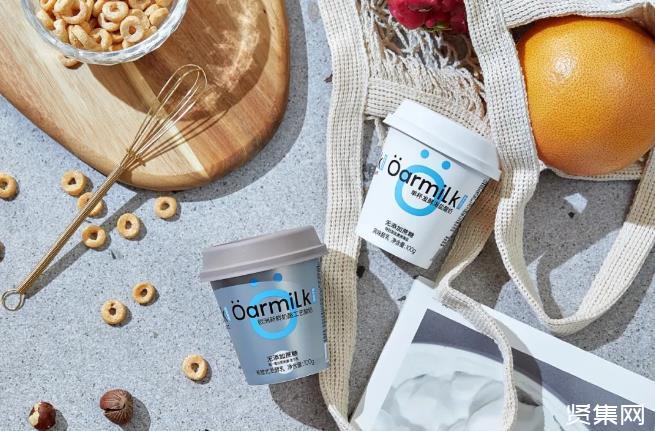 """2亿元自建供应链,打造奶酪级口感,Öarmilk做了一杯""""不像酸奶""""的酸奶"""