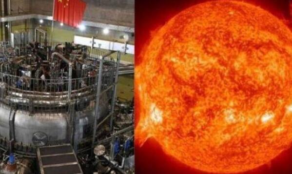 """中国人造太阳升级改造:1亿摄氏度""""燃烧""""100秒,清洁能源将用之不尽"""