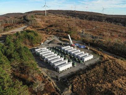 WeEnergies公司计划部署两个大规模电池储能系统
