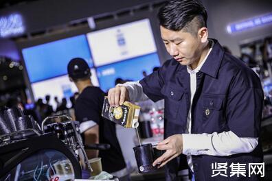 维他奶咖啡大师系列焕新亮相第30届上海Hotelex展,植物基维他奶引领饮品消费新风潮