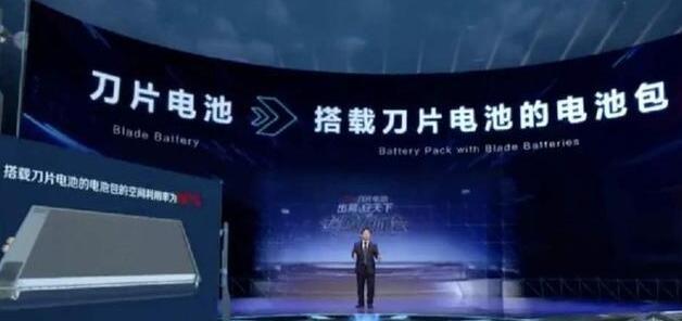 """比亚迪旗下弗迪电池筹建首个电池工厂 刀片电池""""出征""""欧洲市场?"""