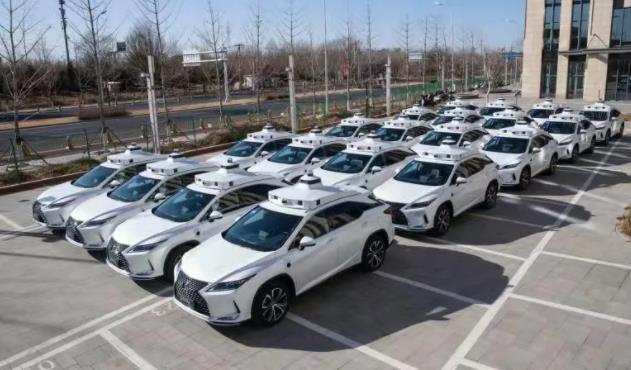 北京智能网联汽车稳居行业第一方阵,实现人-车-路-云数据融合处理技术