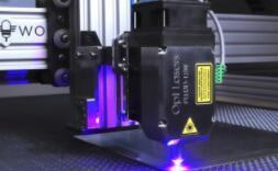 二极管激光头被首次应用于CNC机床