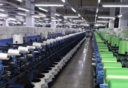 印染市场冰火两重天:轰轰烈烈的生产只在低染费工厂