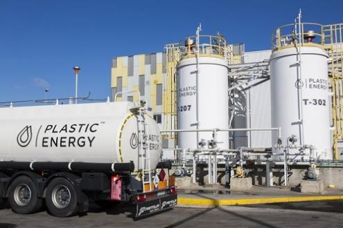 Plastic Energy携手埃克森美孚合作开展新项目 将塑料废料转化为原材料