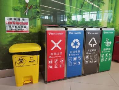 咸阳引入社会资本逆向打造垃圾分类体系 激发社会资本积极性