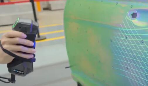 革命性产品!SCANTECH推出紧凑型3D多激光线扫描仪