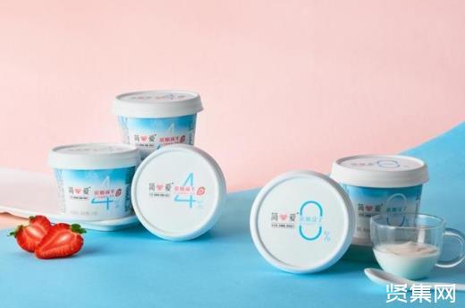 至简:生牛乳、乳酸菌,其他没了,才是简爱酸奶
