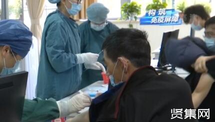 中国疫苗接种率远低于英美国家,仅在4%左右