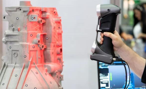 3D激光扫描技术加快逆向工程的应用速度