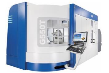 新型五轴Grob G550T:使切削周期缩短了50% 工具成本降低60%以上