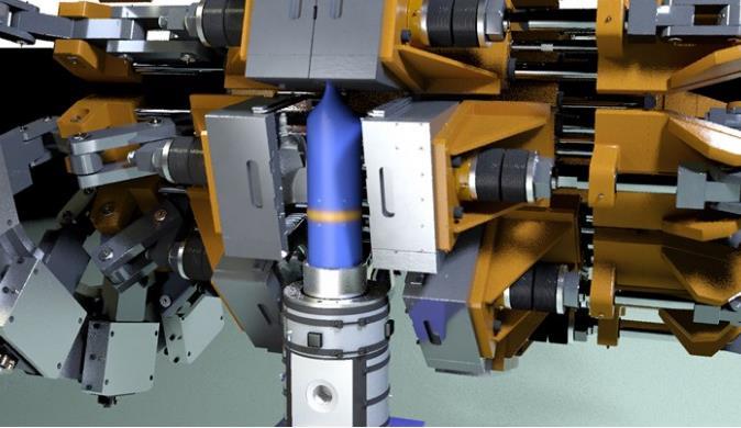 格雷厄姆包装公司新的瓶子轻量化技术 节省了树脂和成本