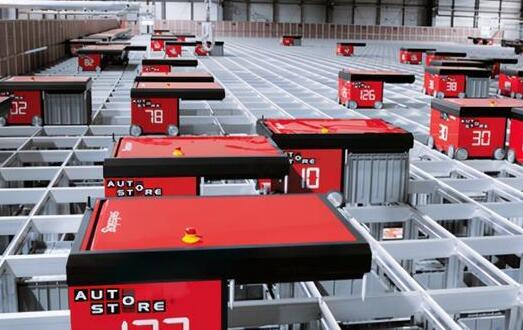 软银继续押宝机器人,再投28亿收购仓储机器人公司
