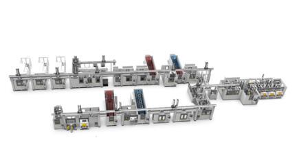 15万产能仅需3名员工,这究竟是怎样的一条自动化生产线?