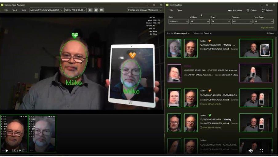 RealNetworks推出SAFR新版本,具有被动有效性检测和防欺骗功能