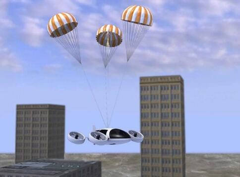 Agility Prime开发出以机器学习为动力的电子降落伞