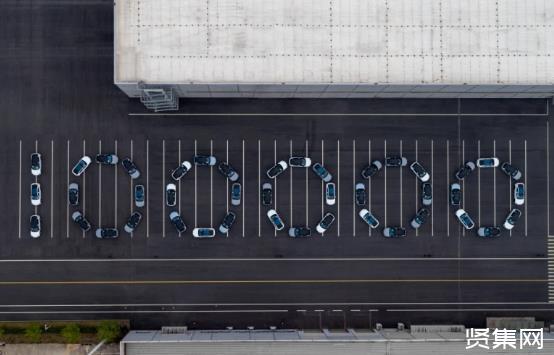 蔚来第10万台量产车下线,为什么说蔚来没有辜负我们这个时代?