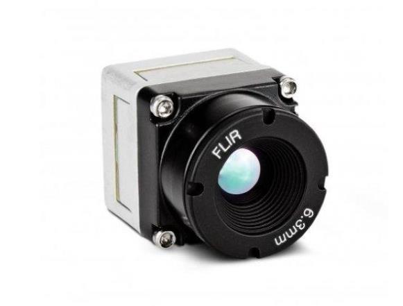 FLIR推出玻色子热成像相机模块的辐射测量版本,可捕获温度数据以进行定量评估