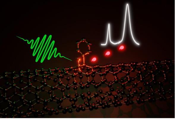 科学家演示新的反应途径控制缺陷 改善碳纳米管特性
