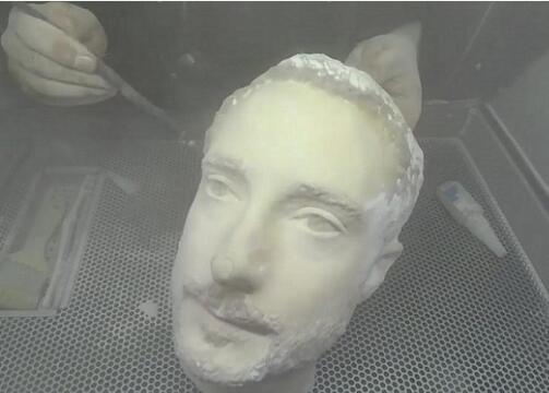 当3D打印遇上面部识别,哪个更胜一筹