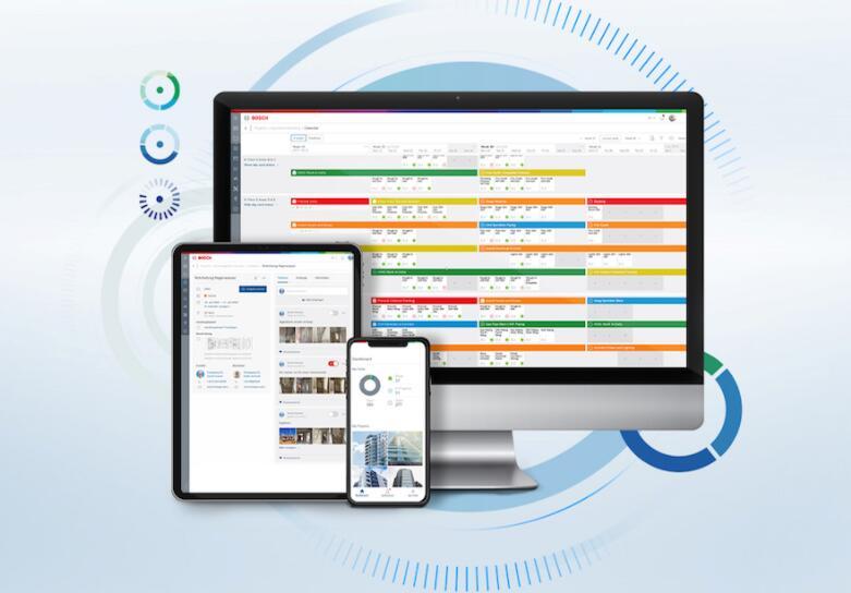 博世集团推出数字化施工管理平台 帮助提高施工现场的生产力