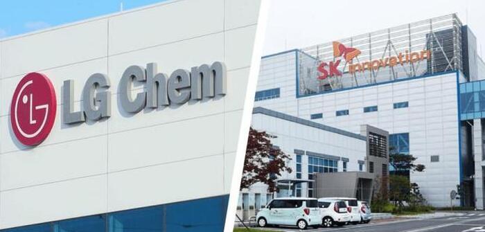 SKI和LG化学达成和解 SKI同意支付2万亿韩元和解费用结束诉讼