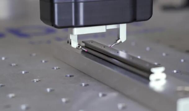 质量控制新助手!Q-Span工作站套件可以自动测量小零件