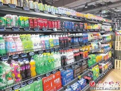 """要口味,更要健康,消费者催热无糖饮料市场,低碳、低卡类饮品迎来""""高光时刻"""""""