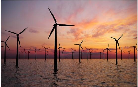 人工智能可以帮助预测风力,并管理风力发电场