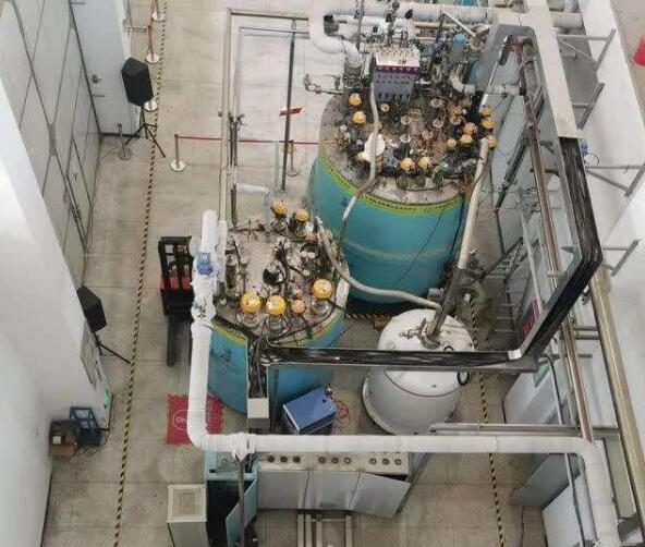 我国液氦到超流氦温区大型低温制冷系统获通过