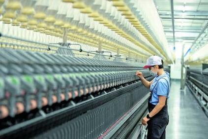 全球化下的中国纺织产业,优势不容忽视