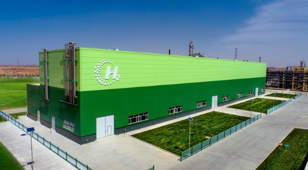 宝丰太阳能电解水制氢综合示范项目投产 助力实现碳中和