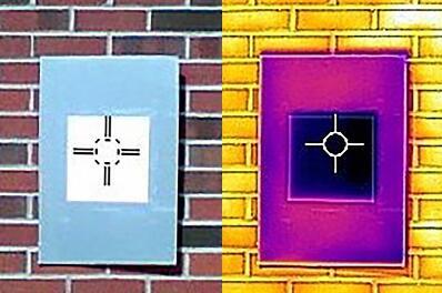 有史以来最白涂料,可以反射98.1%的太阳光,制冷效果堪比空调