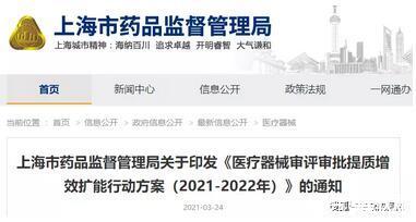 """多地医疗器械注册审批迎重磅利好! 广东、上海以及海南博鳌乐城等地区先行实现""""自我改革"""""""