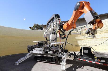建筑机器人如何改变建筑业?至少现阶段是协助人类更好的完成工作